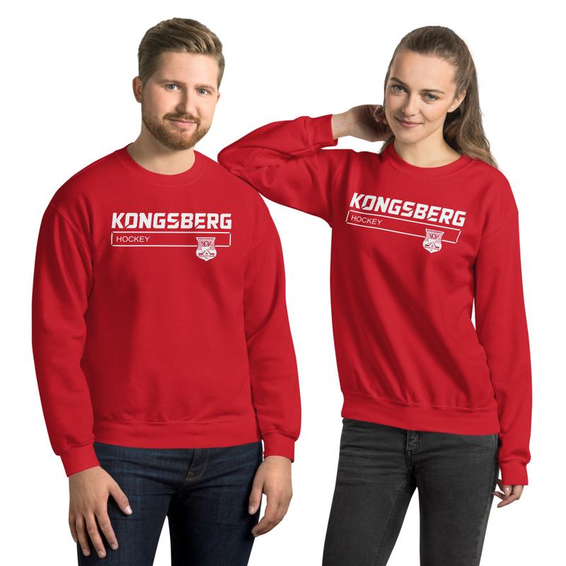 Kongsberg Hockey Unisex Genser