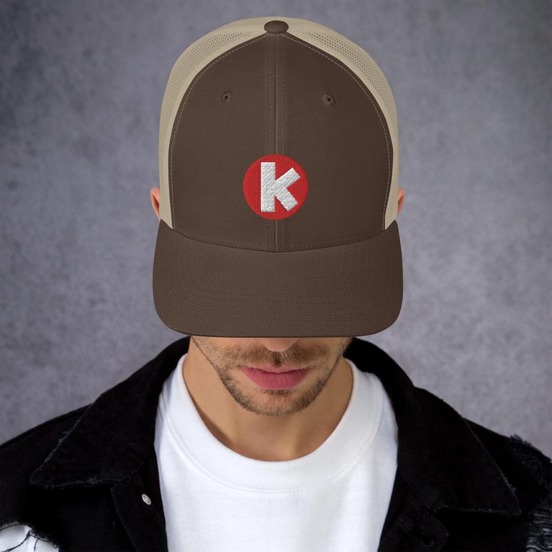 Kongsberg Hockey Trucker Cap