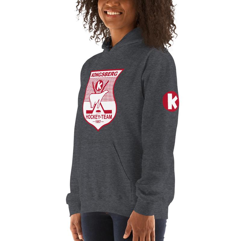 Kongsberg Hockey Unisex Hettegenser