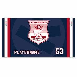 Kongsberg Hockey - Håndkle 70x130cm