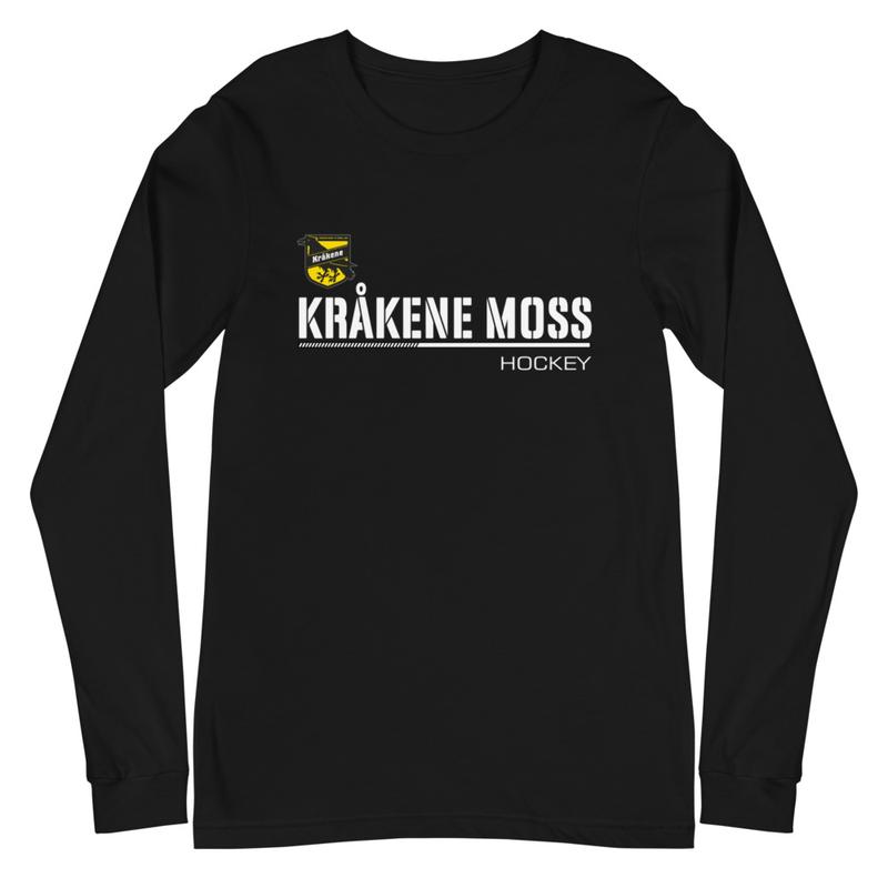 Kråkene Moss #2 Long Sleeve Tee (UNISEX)