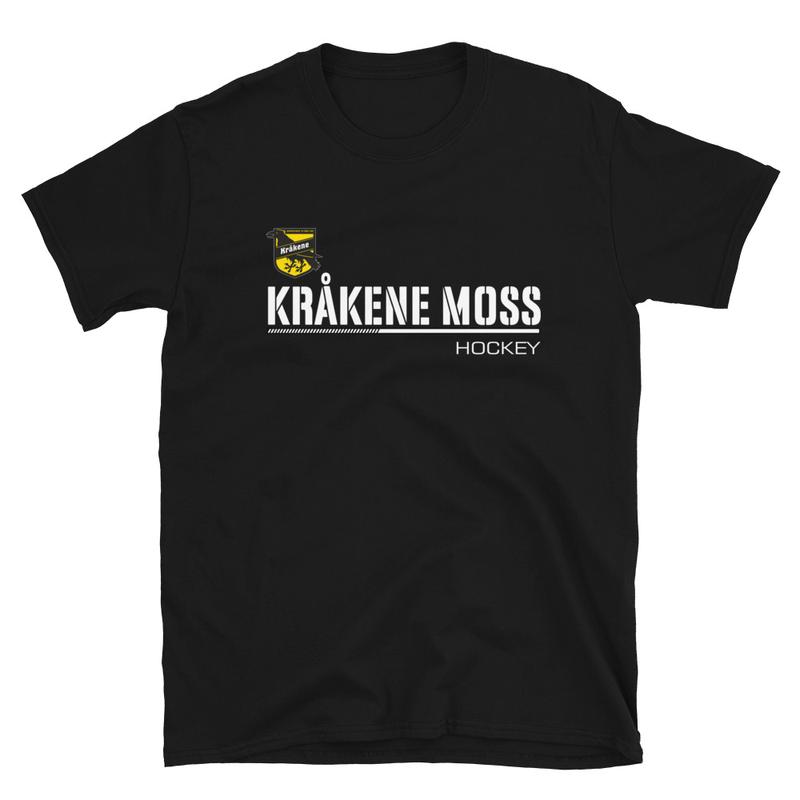 Kråkene Moss Unisex T-skjorte