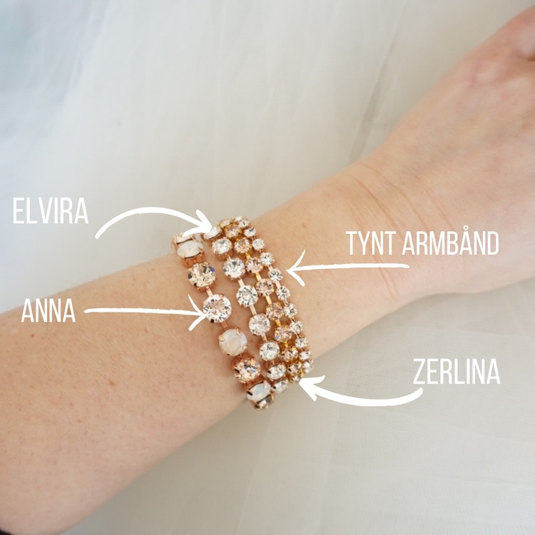 Zerlina armbånd