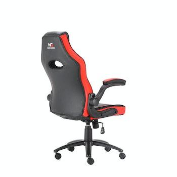 Nordic Gaming Charger V2 röd