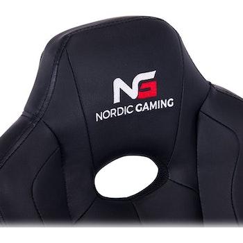 Nordic Gaming Little Warrior Gamingstol Svart
