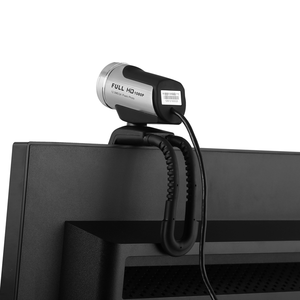 AUSDOM Webkamera AW615 Full HD 1080p 12MP