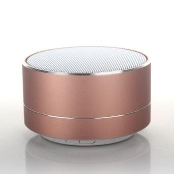 A10 LED Mini Bluetooth högtalare Grön