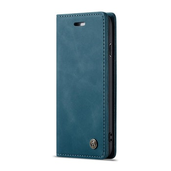 CaseMe-013 Multifunktionellt fodral för iPhone 7 / 8 blå