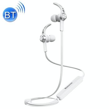 Baseus B11 Licolor magnetiska Bluetooth In-Ear lurar vit