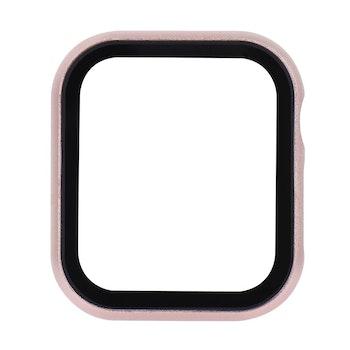 Skydd till Apple Watch 40mm titan/härdat glas Silver