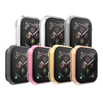 Skydd till Apple Watch 40mm rosa