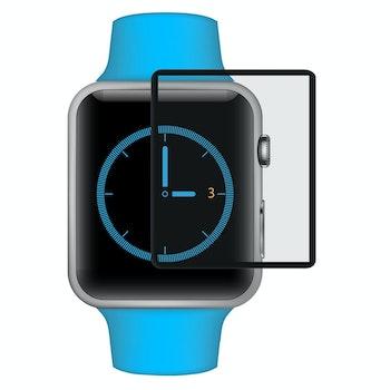 ENKAY skyddsglas för Apple Watch 38mm 0,2 mm