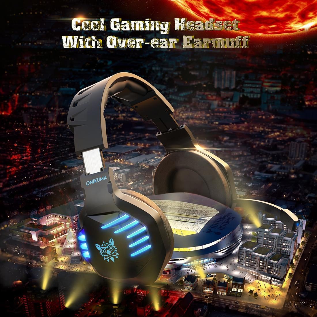 ONIKUMA K17 Gaming Headset