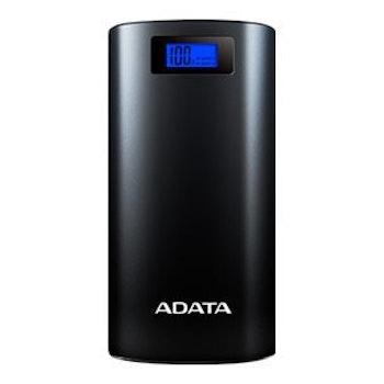 ADATA AP20000D Powerbank 20,000 mAh svart