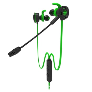 Plextone G30  Gaminghörlurar Grön