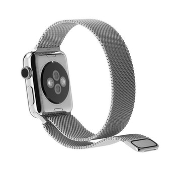 Milanese Loop Magnetic Rostfritt  apple watch armband 38/40mm Guld