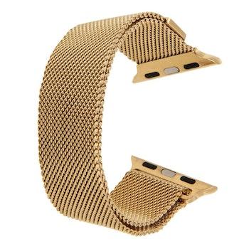 Milanese Loop Magnetic Rostfritt  apple watch armband 42/44 Roséguld