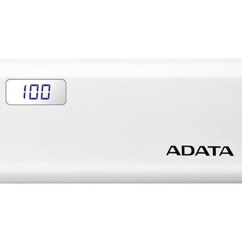 ADATA P12500D Powerbank, 12500mAh Vit