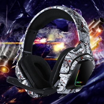 ONIKUMA K20 Gaming Headset med mikrofon