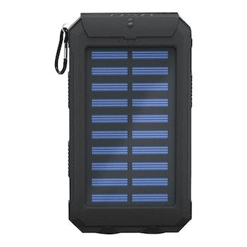 Goobay Solcells Outdoor powerbank 8000mAh
