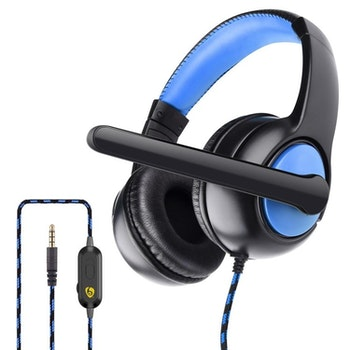 OVLENG OV-P9  3.5mm Wired Earphone Gaming Headset