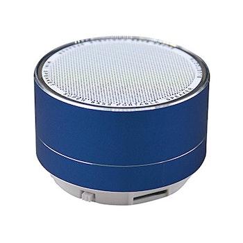 A10 LED Mini Bluetooth högtalare Blå