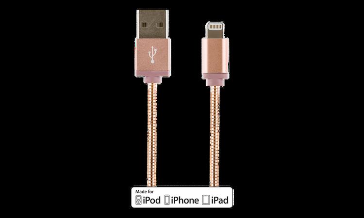 Streetz ilph-272 Made for Iphone MFI kabel Prylar-se