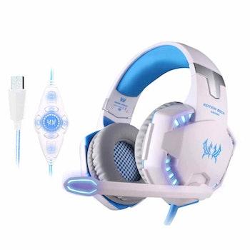 Kotion each G2200 gaming headset 7,1 USB vit