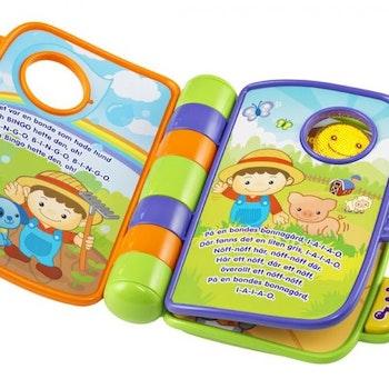 Vtech Baby Aktivitetsbok med rim