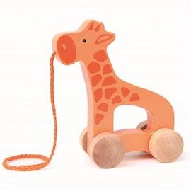 Hape Dragleksak Giraff