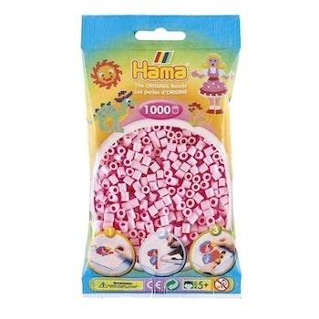 Hama midi 1000 pastel rosa 48