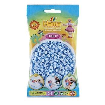 Hama midi 1000 pastell isblå 97