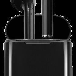 Streetz True Wireless Stereo hörlurar med laddningsetui, BT 5,0