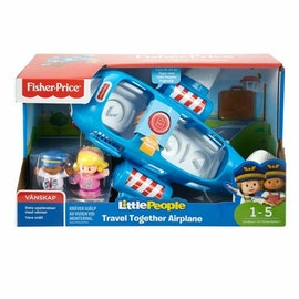 Fisher Price LP Travel Together Airplane