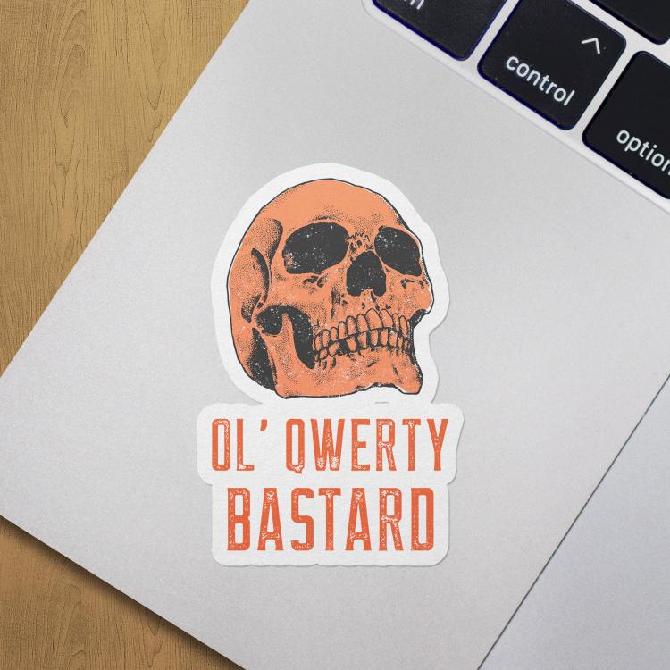 Ol' Qwerty Bastard