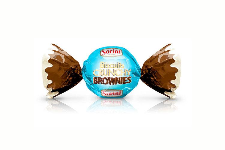 "Choklad ""Biscuits crunchy brownie"""