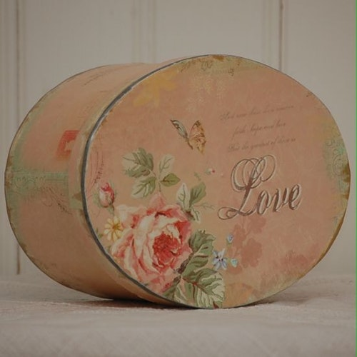 "Burk ""Love"" (19 cm)"
