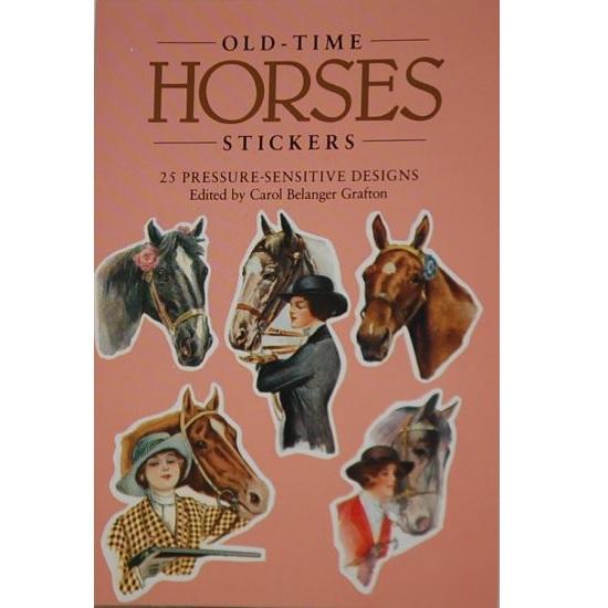 "Stickers ""Hästar"""