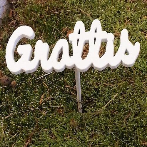 "Sticks ""Grattis"""