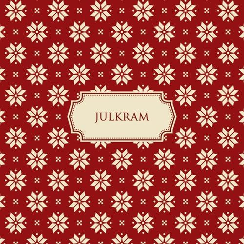 """Kort """"Julkram"""""""