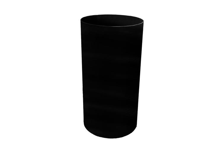 Planteringslåda SPIREA Mått: 400 x 800 svart