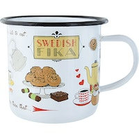 EMALJMUGG SWEDISH FIKA