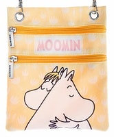 Axelväska: Moomin Kärlek Gul