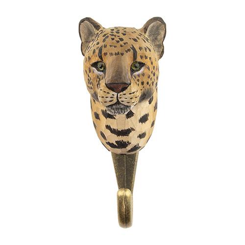Handsnidad Krok Leopard
