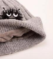 Mössa: Barn, Stinky Vinter, grå
