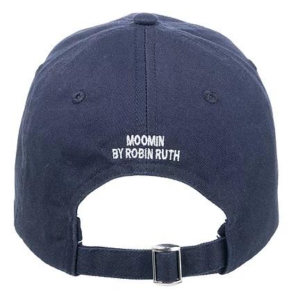 Keps: Moomin Löpning, Marinblå