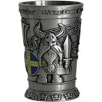 SHOTGLAS i Tenn:  Viking