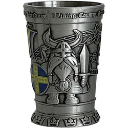 SHOTGLAS i Tenn:  Viking