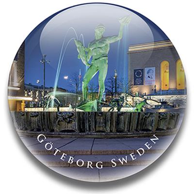 Magnet Göteborg, Poseidon 3,5 cm