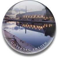 Magnet Göteborg, Feskekyrka 5 cm